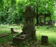Joodse graven royalty-vrije stock afbeelding