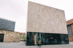 Joodse Museum en Synagoge van München royalty-vrije stock foto's