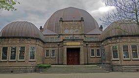 Joodse synagoge in Enschede Stock Foto