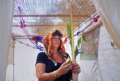 Joodse Vakantie - Sukkot stock afbeeldingen