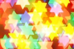 Joodse vakantieachtergrond Royalty-vrije Stock Fotografie