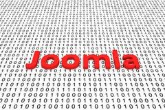 Joomla Imagens de Stock Royalty Free