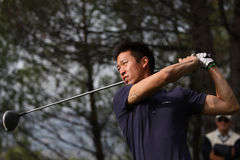 Joon Kim, at the golf Masters 13, 2013 Stock Photos