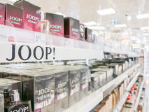 Joop! αρώματα Στοκ Εικόνες