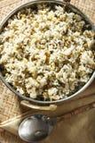 Joor-rawtee Oshi - блюдо риса от Афганистана Стоковое Изображение