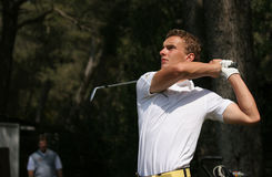 Joost Luiten, Challenge tour, Metaponto, 2007 Stock Image