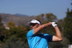 Joost Luiten a golf aperto, Marbella di Andalusia Fotografia Stock