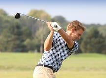 Joost Luiten, Vivendi golf cup, sept 2010 Stock Photos