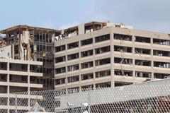 Joplin, hospital del St. Johns del tornado del MES EF5 Foto de archivo libre de regalías