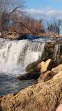 Joplin Missouri Christina Farino Waterfall i vår royaltyfria bilder