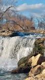Joplin Missouri Christina Farino Waterfall i vår royaltyfri foto