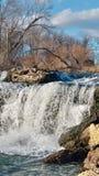 Joplin Missouri Christina Farino Waterfall i vår arkivfoto