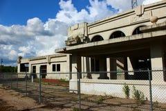 Joplin Union Depot arkivfoto