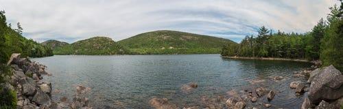 Joran Pond Panorama Immagini Stock