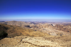 jordão petra Imagens de Stock Royalty Free