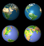 jord Arkivbilder