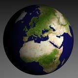 jord 3d Arkivfoton