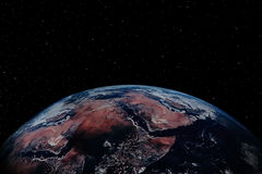 jord 7 Arkivbilder