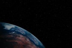 jord 9 Arkivfoto