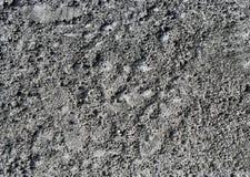 Jord kultiverad smuts, jord, jordning, grå färg landar bakgrund Royaltyfria Foton