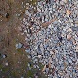 jord och sten Arkivfoto