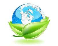 jord skyddar stock illustrationer
