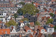 The Jordaan Amsterdam Royalty Free Stock Photo