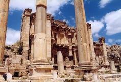 Jordan. Ruins of Jerash Stock Image