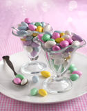 Jordan Almond Candies Royalty Free Stock Photos