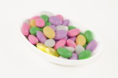 Jordan almonds Stock Images