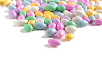 Jordan Almonds fotografie stock