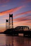 Jordan Bridge Stock Photos