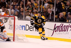 Jordan Caron Boston Bruins Stock Photo