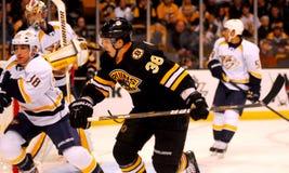 Jordan Caron Boston Bruins Stock Photo