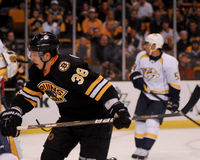 Jordan Caron Boston Bruins Photographie stock libre de droits
