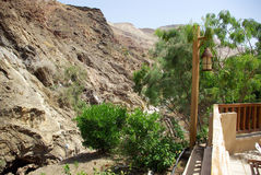 Jordan. Common types of terrain. Stock Photos