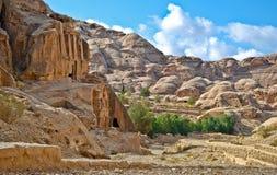 Jordan Desert Foto de archivo libre de regalías