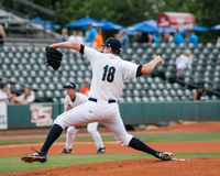 Jordan Foley, Charleston RiverDogs Stock Image