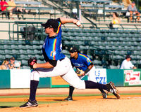 Jordan Foley, Charleston RiverDogs Stock Photos
