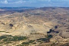 jordan góry nebo Zdjęcia Royalty Free