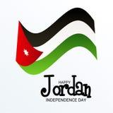 Jordan Independence Day. Stock Photos