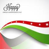 Jordan Independence Day. Stock Images