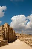 Jordan Jerash hippodrome Royalty Free Stock Image
