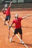 Jordan Kerr and Travis Parrott Royalty Free Stock Image