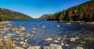 Jordan Lake Pond Royaltyfri Foto