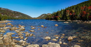 Jordan Lake Pond Royalty Free Stock Photo