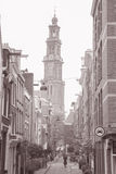 Jordan Neighbourhood, Amsterdam Royalty Free Stock Photos