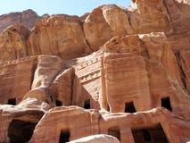 Jordan Petra foto de archivo libre de regalías