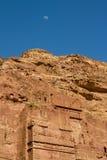 jordan petra Royaltyfri Fotografi