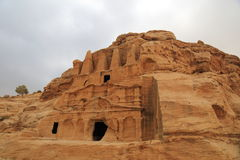 jordan petra Zdjęcie Stock